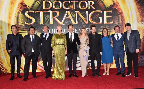 "Producer「The Los Angeles World Premiere Of Marvel Studios' ""Doctor Strange""」:写真・画像(10)[壁紙.com]"