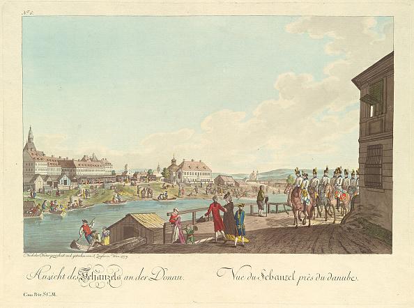 Etching「Schanzel On The Vienna Danube」:写真・画像(15)[壁紙.com]