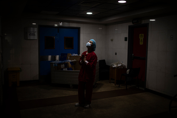 Lebanon - Country「Lebanon Tightens Lockdown As Covid-19 Surge Fills Hospitals」:写真・画像(12)[壁紙.com]