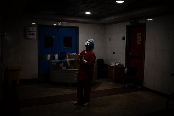 Lebanon - Country「Lebanon Tightens Lockdown As Covid-19 Surge Fills Hospitals」:写真・画像(9)[壁紙.com]