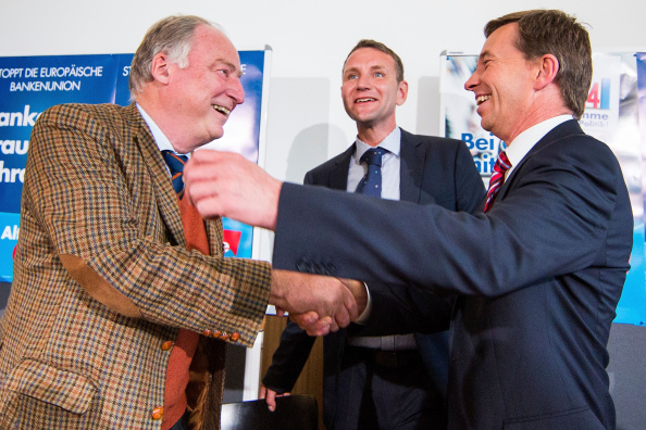 Thuringia「AfD Euphoric Following Brandenburg And Thuringia Election Results」:写真・画像(15)[壁紙.com]