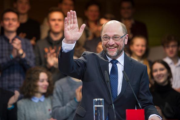 Politics and Government「Social Democrats Leadership Nominates Martin Schulz As Chancellor Candidate」:写真・画像(5)[壁紙.com]