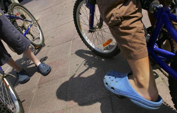 Crocs Shoe「Crocs Shoes Increasingly Popular Amongst Trendy Israelis」:写真・画像(15)[壁紙.com]
