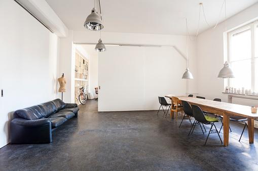 Design「Conference room in a loft」:スマホ壁紙(5)