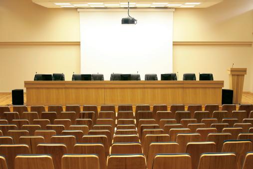 Solitude「Conference hall」:スマホ壁紙(18)