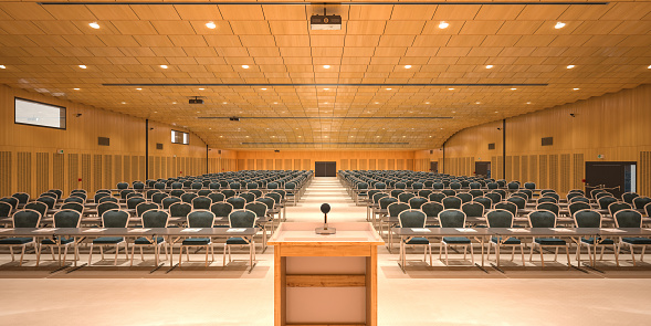 Projection Equipment「Conference hall」:スマホ壁紙(12)
