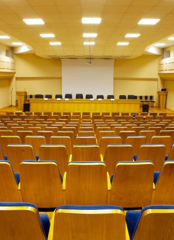Ceremony「Conference hall - 18」:スマホ壁紙(16)