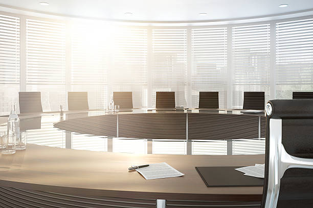 Conference room:スマホ壁紙(壁紙.com)