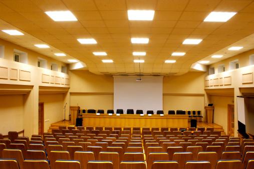Solitude「Conference hall - 11」:スマホ壁紙(16)