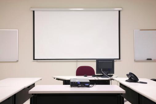 Projection Equipment「Conference Room Presentation」:スマホ壁紙(9)