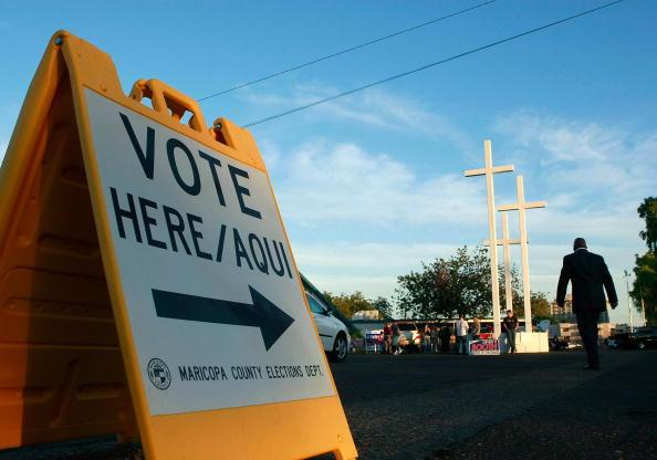 Arizona「Americans Go To The Polls To Elect The Next U.S. President」:写真・画像(4)[壁紙.com]