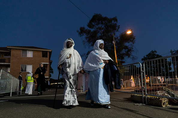 ヒューマンインタレスト「Australian Muslims Celebrate Eid al-Fitr As Ramadan Ends」:写真・画像(3)[壁紙.com]