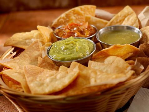 Sour Cream「Tortilla Chips with Guacamole」:スマホ壁紙(4)