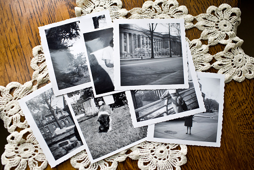 Souvenir「Collection of Old black and white Photographs」:スマホ壁紙(9)