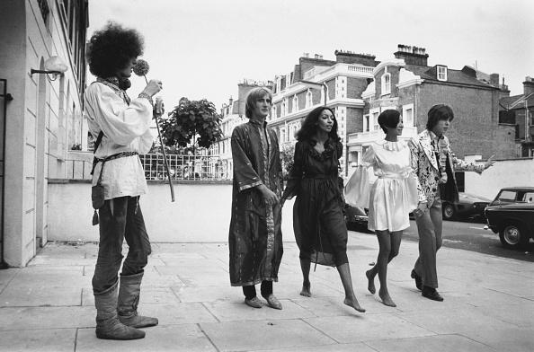 Ossie Clark - Designer Label「London Hippy Fashion」:写真・画像(14)[壁紙.com]