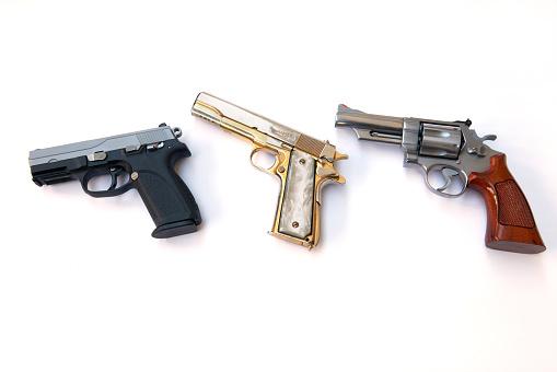 Regency Style「Collection of hand guns」:スマホ壁紙(16)