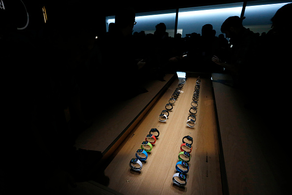 Apple Watch「Apple Debuts New Watch」:写真・画像(12)[壁紙.com]