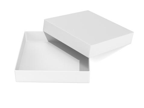 余白「オープンギフトボックス空白」:スマホ壁紙(2)
