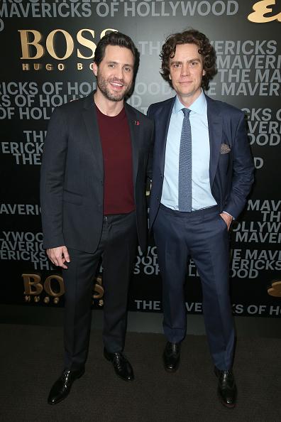 俳優「Esquire Celebrates March Cover Star James Corden and the Mavericks of Hollywood Presented by Hugo Boss」:写真・画像(12)[壁紙.com]