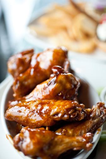 Chicken Wing「Buffalo wings」:スマホ壁紙(13)