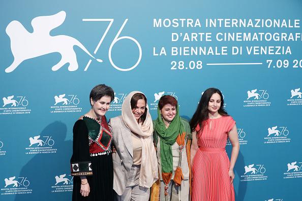 "Tristan Fewings「""Hava, Maryam, Ayesha"" Photocall - The 76th Venice Film Festival」:写真・画像(14)[壁紙.com]"