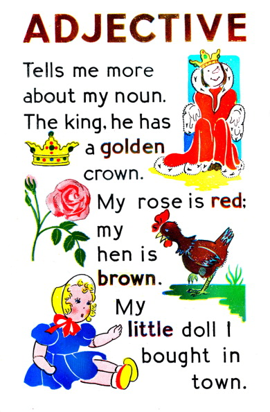 Hen「Page from 'First Grammar Book for Children'」:写真・画像(19)[壁紙.com]