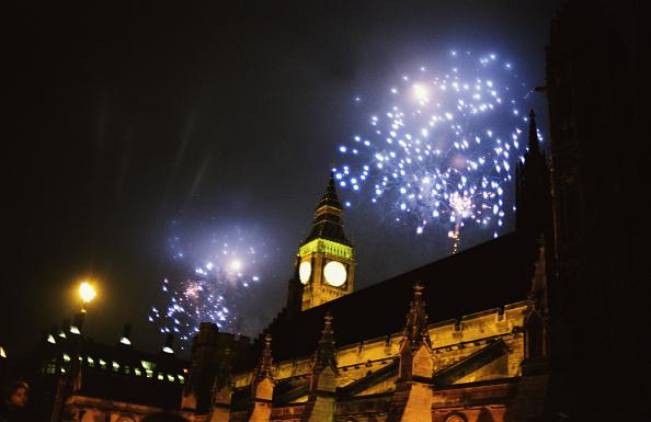 New Year「Millenium Fireworks」:写真・画像(14)[壁紙.com]
