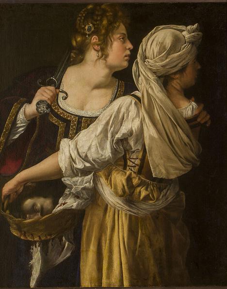 Salome - Daughter of Herodias「Judith And Her Maid Abra」:写真・画像(0)[壁紙.com]