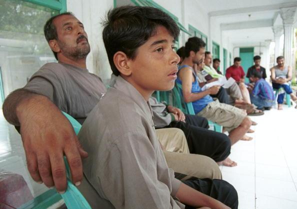 Capsizing「Asylum Seekers'' Boat Capsizes In Indonesian Waters」:写真・画像(5)[壁紙.com]