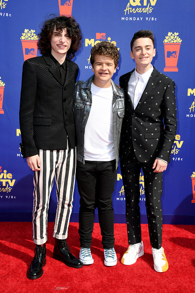 Noah Schnapp「2019 MTV Movie And TV Awards - Arrivals」:写真・画像(19)[壁紙.com]