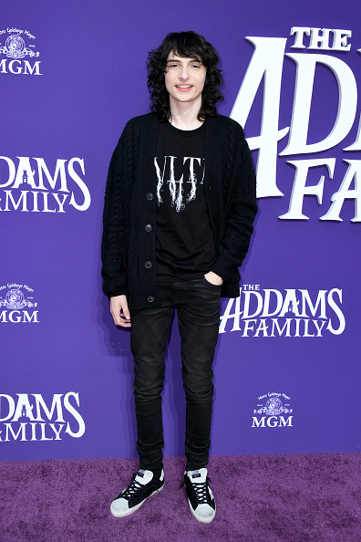 """Black Jeans「Premiere Of MGM's """"The Addams Family"""" - Arrivals」:写真・画像(17)[壁紙.com]"""