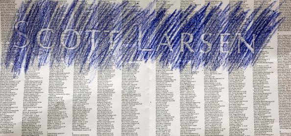 クレヨン「New York City Commemorates 10th Anniversary Of 9-11 Terror Attacks」:写真・画像(19)[壁紙.com]