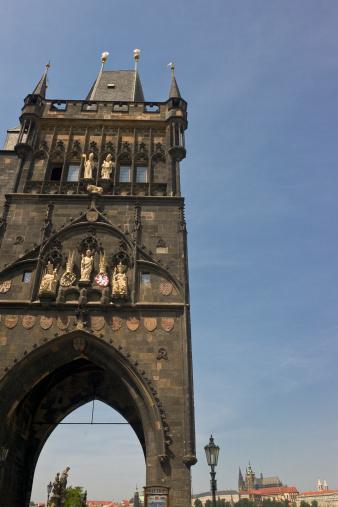 Charles Bridge「Tower of Charles Bridge, Prague」:スマホ壁紙(13)