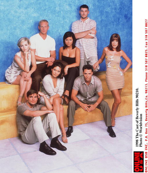 Cast Member「The 9Th Year Of Beverly Hills 90210」:写真・画像(12)[壁紙.com]