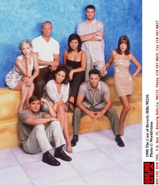 ビバリーヒルズ「The 9Th Year Of Beverly Hills 90210」:写真・画像(2)[壁紙.com]