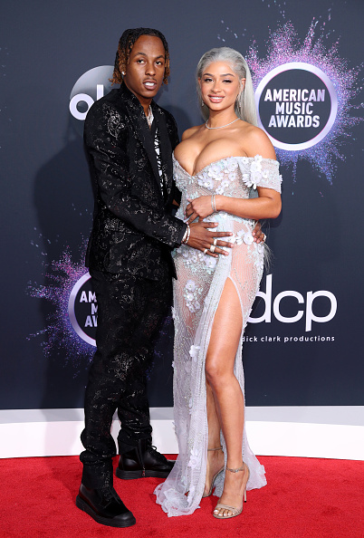 Embellishment「2019 American Music Awards - Arrivals」:写真・画像(7)[壁紙.com]