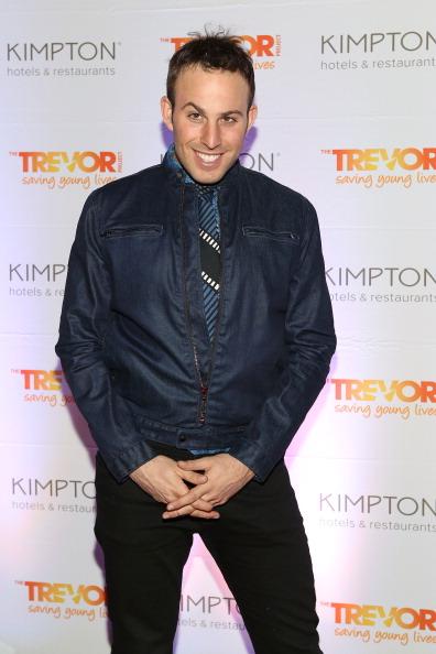 Sponsor「TrevorLIVE NY 2014 Kickoff Party Presented By Kimpton Hotel & Restaurants - Arrivals」:写真・画像(7)[壁紙.com]