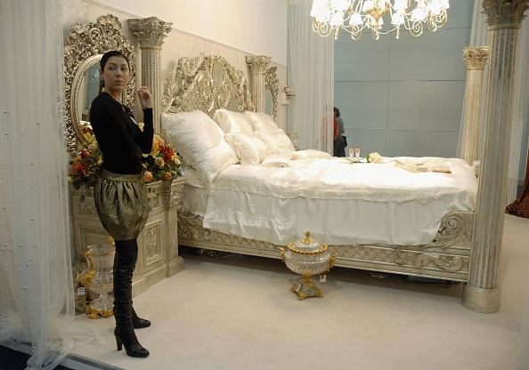 Bedroom「The Millioners' Fair in Moscow」:写真・画像(16)[壁紙.com]