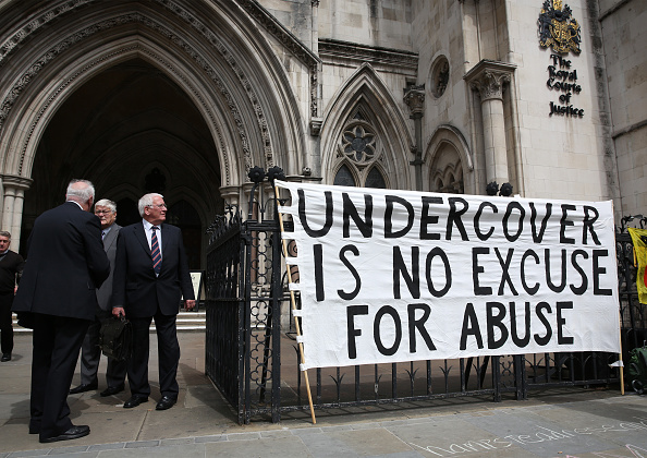 Peter Macdiarmid「Undercover Policing Inquiry Opens」:写真・画像(14)[壁紙.com]