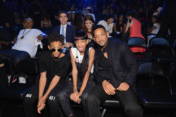 俳優 ウィル・スミス「2013 MTV Video Music Awards - Audience」:写真・画像(15)[壁紙.com]