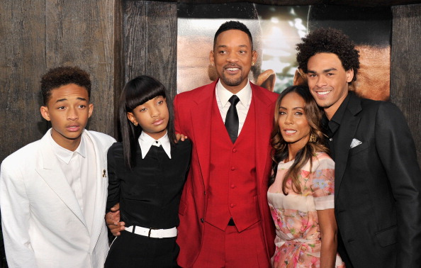 "Family「""After Earth"" New York Premiere -  Arrivals」:写真・画像(8)[壁紙.com]"