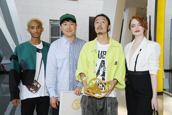 Award「LVMH Prize 2018 Edition At Louis Vuitton Foundation In Paris」:写真・画像(18)[壁紙.com]