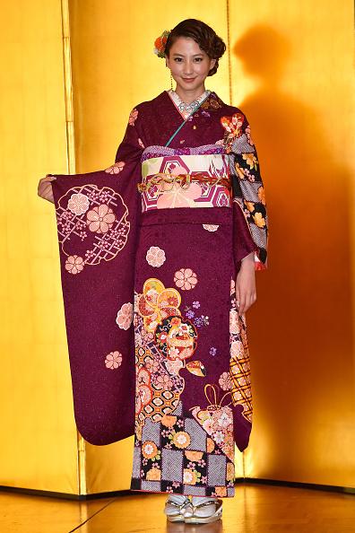 Kimono「Oscar Promotion Holds New Year's Kimono Photocall」:写真・画像(14)[壁紙.com]