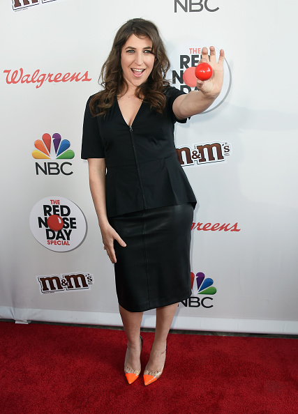 Red Nose Day「The Red Nose Day Special On NBC - Arrivals」:写真・画像(6)[壁紙.com]