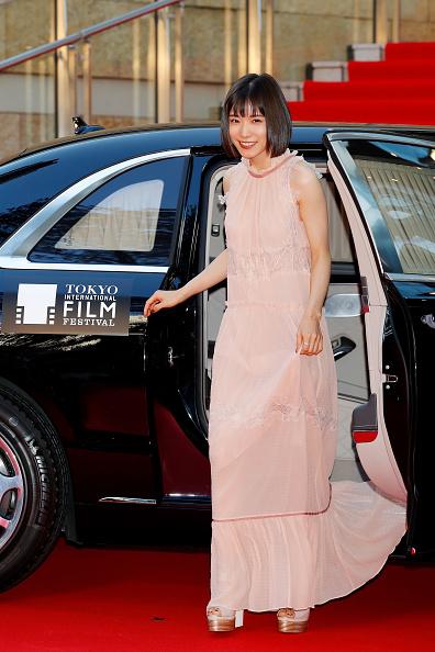 Ruffled Shirt「Tokyo International Film Festival 2018 Opening - Red Carpet」:写真・画像(3)[壁紙.com]