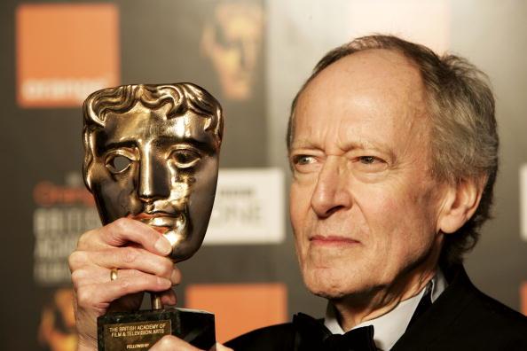John Barry - Composer「The Orange British Academy Film Awards 2005 - Awards Room」:写真・画像(10)[壁紙.com]