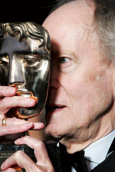 John Barry - Composer「The Orange British Academy Film Awards 2005 - Awards Room」:写真・画像(13)[壁紙.com]