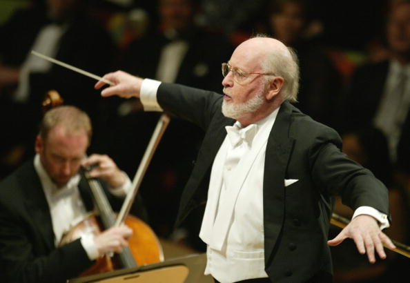Composer「John Williams」:写真・画像(0)[壁紙.com]