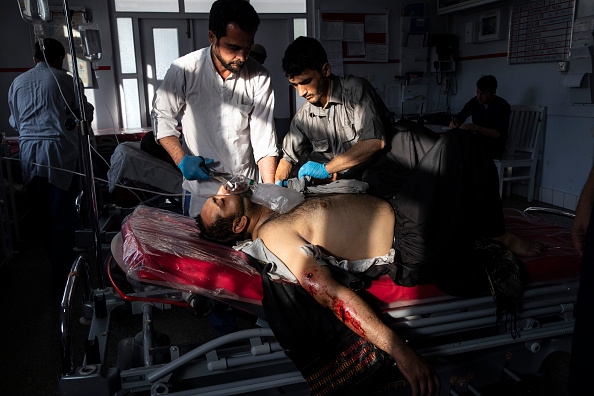 Kabul「Afghan Civilians Suffer In Attacks From All Sides」:写真・画像(0)[壁紙.com]