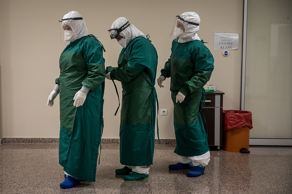 Protection「Turkey Continues To Grapple With Covid-19 Despite Fall In Death Rate」:写真・画像(14)[壁紙.com]